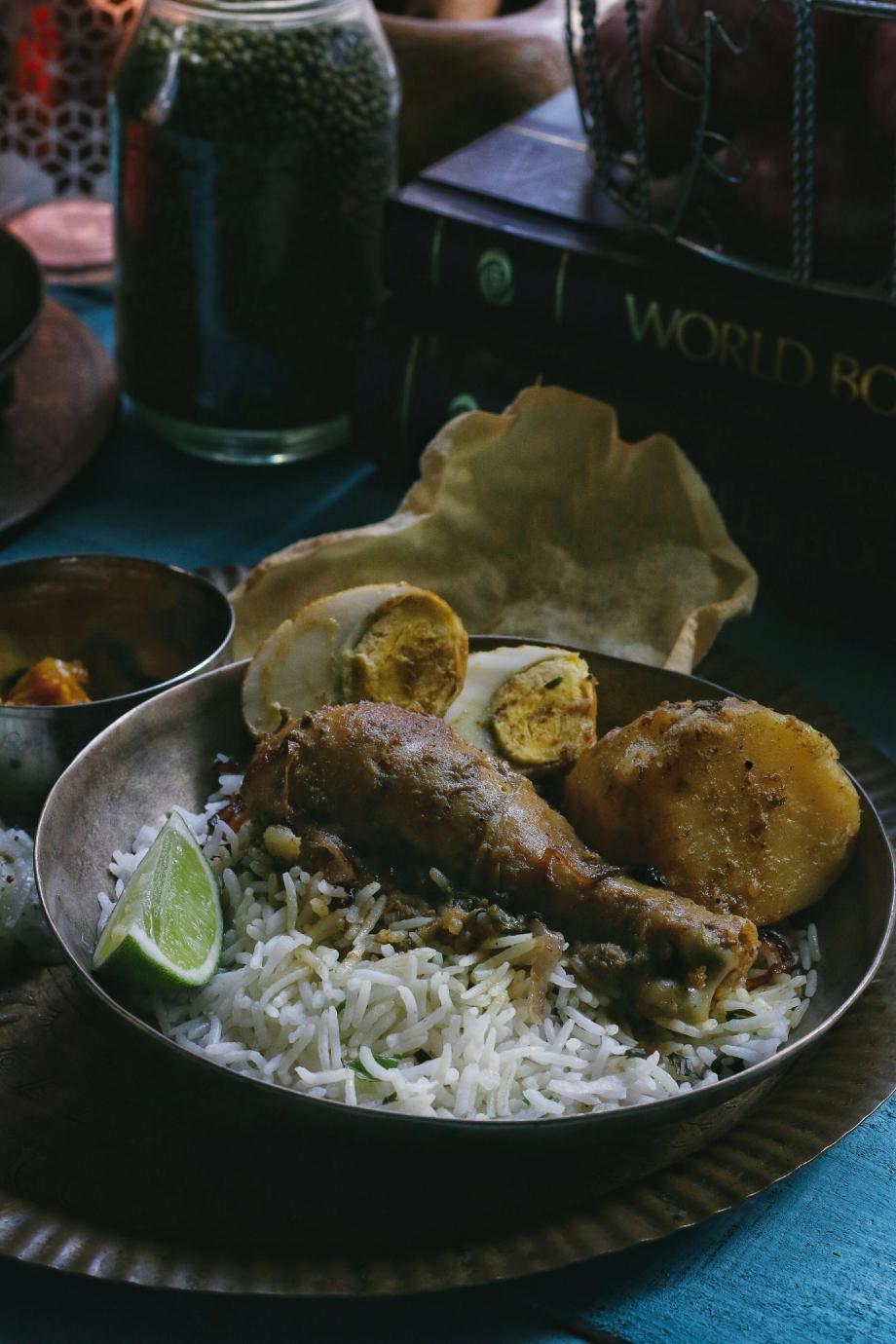 Chicken Kalia
