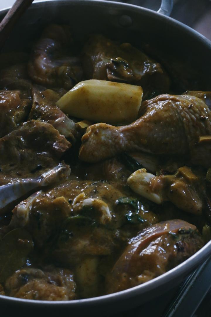 Cooking Pot Kalia