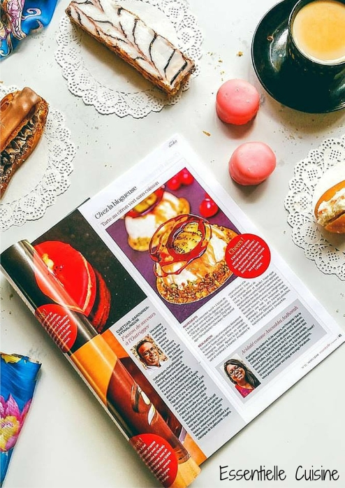 PeachyTales Essentielle Cuisine