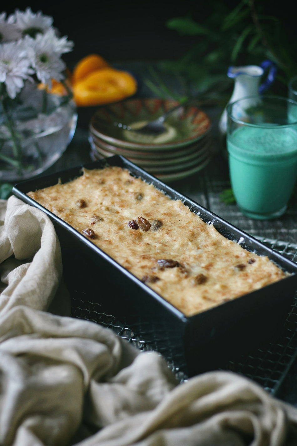 Bread Pudding Mould