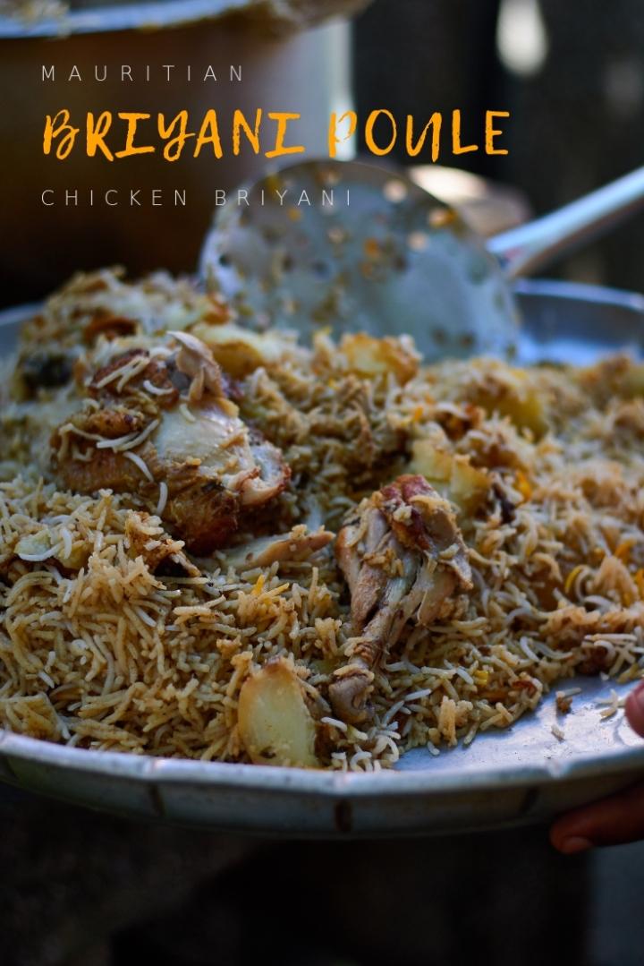 Ti dimans bord la mer? Mauritian Chicken Briyani – BriyaniPoulet